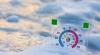 Codurile meteorologice - semnificaţie, riscuri şi recomandări