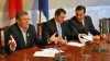Liderii AIE renunţă la referendum: Revenim la alegerea preşedintelui