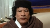 Verigheta şi cămaşa pe care le purta Gaddafi când a fost ucis, scoase la licitaţie