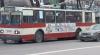 Regia Transport Electric a interzis plasarea publicităţii MMM pe troleibuze