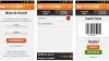 Aplicaţia care îţi permite să faci cumpărături chiar dacă laşi cardul de la comercianţi acasă