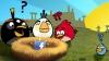 Păsările şi porcuşorii din Angry Birds vin pe Facebook VIDEO