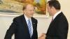 Vlad Filat s-a întâlnit cu ambasadorul SUA în Moldova