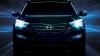 Hyundai Santa Fe, imagini noi cu noua generaţie
