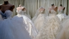 România ar putea intra în Cartea Recordurilor cu cea mai lungă trenă a unei rochii de mireasă