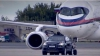 Audi Q7 V12 TDI tractează noul Sukhoi Superjet 100 (VIDEO)