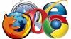 Războiul browserelor: Firefox a pierdut definitiv bătălia
