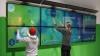 """""""Ecranul"""" cu 15 milioane de pixeli VIDEO"""