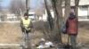 Pe străzile Capitalei a început curăţenia de primăvară