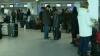 Cinci persoane au fost debarcate din avionul Moscova-Chişinău