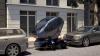 Un automobil electric pliabil, vedeta salonului de tehnologia informaţiei CeBIT