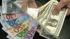 Euro prinde puteri în raport cu valuta naţională