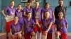 Femina Chişinău a câştigat campionatul naţional la baschet feminin