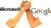 Ce propun Microsoft şi Google pentru a face internetul mai rapid