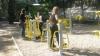 Fitness în aer liber: În ultimii ani, 11 terenuri de fitness au fost amenajate în mai multe parcuri din Chişinău