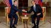 """Medvedev, ţinta glumelor pe Internet după discuţia """"confidenţială"""" cu Obama"""