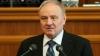 Nicolae Timofti este astăzi învestit în funcție. Urmăreşte ÎN DIRECT ceremonia