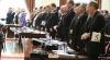 Şedinţa Parlamentului a început cu un minut de reculegere