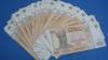 BANI FALŞI cheltuiţi în pieţele din Capitală: Trei persoane au fost reţinute de CCCEC