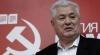 Voronin dă asigurări că PCRM va protesta paşnic pe 16 martie
