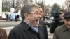 Mihai Ghimpu la protestul florarilor: Unu doi, Parlamentul la... VIDEO