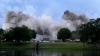 Stadionul formaţiei Orlando Magic, distrus în mod intenţionat de autorităţile din Florida