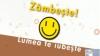 Zâmbet de la Publika TV! Prezentatorii noştri au împărţit 100 de baloane inscripţionate cu simbolul zâmbetului
