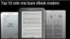 TOP 10 cele mai bune eBook readere în 2012