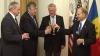 Voronin a refuzat să participe la recepţia oferită cu ocazia aniversării a 20 de ani de la stabilirea relaţiilor diplomatice între Moldova şi SUA