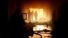A incendiat propriul apartament pentru a-şi omorî fiul