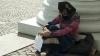 Afacere de familie: Îşi ducea nepoata cu dizabilităţi peste hotare, pentru a cerşi