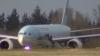 Un avion a aterizat de urgenţă în Londra din cauza unui incendiu