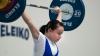 Aur pentru Moldova! Cristina Iovu s-a clasat pe primul loc la Europenele de haltere