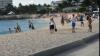 Colţul de Paradis unde ţi-e teamă să faci plajă (VIDEO)