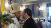 Îi cer Mitropolitului să nu-i permită lui Filat să participe la ceremonia de împărţire a focului Haric