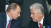 Voronin l-a rugat pe Putin să ne ajute cu reparaţia Preşedinţiei şi Parlamentului
