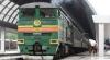 Primul tren marfar care va circula prin regiunea transnitreană va porni pe 26 aprilie