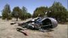 Elicopterul înmatriculat în Republica Moldova s-a prăbuşit în România din cauza unei defecţiuni tehnice