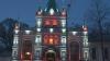 """Biserica Sfântul """"Ierarh Nicolae"""" din Capitală este iluminată artificial"""