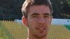Denis Zmeu în tribune la meciul Milsami - Sfântul Gheorghe: Sunt fanul echipei de la Orhei