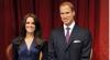"""Prinţul William şi Kate au propriile statui de ceară la """"Madame Tussauds"""""""