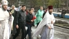 Zeci de enoriaşi au pornit pe Drumul Crucii şi al Pocăinţei, în jurul Capitalei. Procesiunea se desfăşoară pentru al 15-lea an consecutiv
