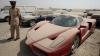 Dubai: Poliţia vinde 129 automobile abandonate, printre care şi un Ferrari Enzo (FOTO)