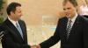 Despre ce au discutat azi Vlad Filat şi Evghenii Şevciuk