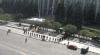 URMĂREŞTE ÎN DIRECT cum sunt evacuate corturile protestatarilor instalate în faţa Guvernului