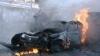 VIDEO cu explozia maşinii directorului ANRE