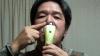 Pe asta sigur nu ai mai vazut-o! Un japonez cântă la... legume VIDEO