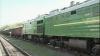 Şase ani pentru a porni un tren. Azi s-a dat startul circulaţiei transportului feroviar de marfă pe segmentul transnistrean VIDEO