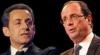 Lupta pentru palatul Elysee, tot mai strânsă. Hollande pierde în faţa lui Sarkozy