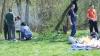 Vremea mohorâtă nu i-a speriat: Zeci de moldoveni au ieşit astăzi la iarbă verde